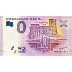 87 - Oradour Sur Glane - 10 juin 1944 - 2019