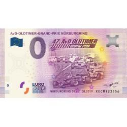DE - AvD - Oldtimer - Grand-Prix Nurburgring - 2019
