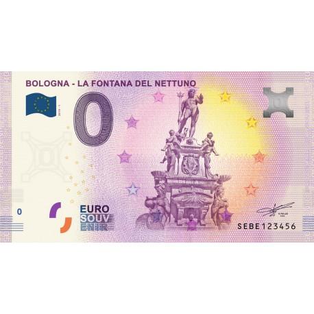 IT - Bologna - La Fontana Del Nettuno - 2019