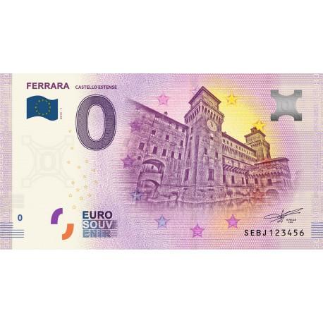 IT - Ferrara - Castello Estense - 2019