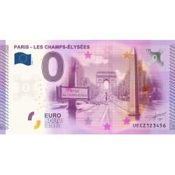 75 - Paris - Les champs Elysées - 2015