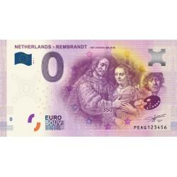 NL - Netherlands - Rembrandt Het Joodse Bruidje - 2019