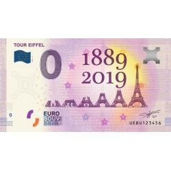 75 - Tour Eiffel - 1889/2019 - 2019