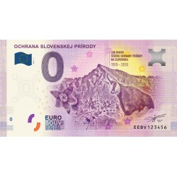 SK - Ochrana Slovenskej Prirody - 2019
