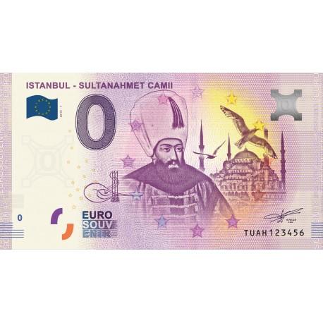 TR - Istanbul - Sultanahmet CAMII - 2019