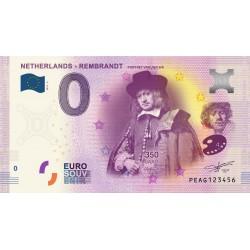 NL - Netherlands - Rembrandt - Portret Van Jan Six - 2019