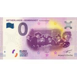 NL - Netherlands - Rembrandt - Destaalmeesters - 2019