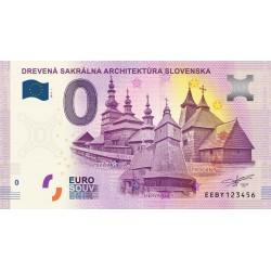 SK - Drevena Sakralna Architektura Slovenska - 2019