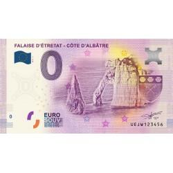 76 - Falaise d'Etretat - Côte d'Albâtre - 2019