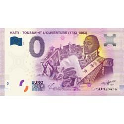 HT - Haïti - Toussaint L'Ouverture (1743-1803) - 2019