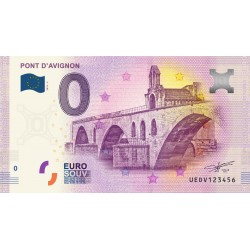 84 - Pont d' Avignon - 2019