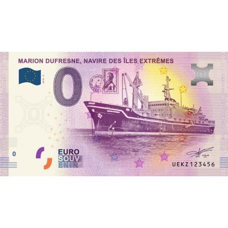 30 - Marion Dufresne, navire des îles extrêmes - 2019
