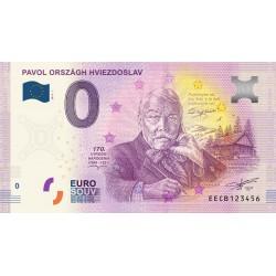 SK - PAVOL ORSZÁGH HVIEZDOSLAV - 2019