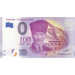 TR - Ankara - 27 Aralik 1919 - 2019