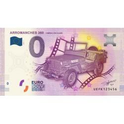 14 - Arromanches 360 - Cinéma circulaire - 2016