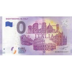IT - Sightseeing In Italy - ITALIA - 2019