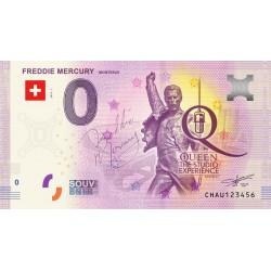 CH - Freddie Mercury - Montreux - 2019