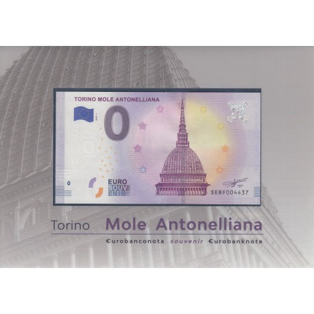 IT - Encart Torino Mole Antonelliana - 2019