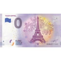 75 - Tour Eiffel - 2020