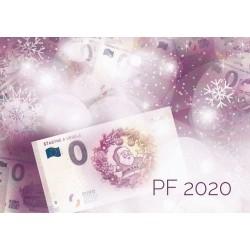 SK - Encart Stastné A Veselé - N° PF000037 - 2019