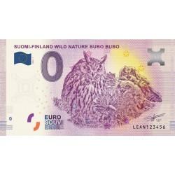 FI - Suomi-Finland Wild Nature Bubo Bubo - 2020