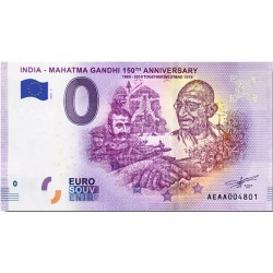 IN - India - Mahatma Gandhi 5 150th anniversary - 2020