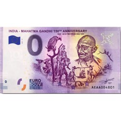 IN - India - Mahatma Gandhi 10 150th anniversary - 2020