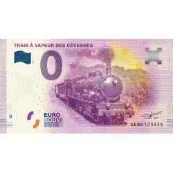 30 - Train à vapeur des Cévennes - 2016