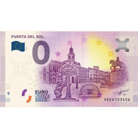 ES - Puerta Del Sol - 2020