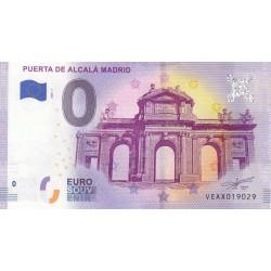 ES - Puerta De Alacala Madrid - 2020