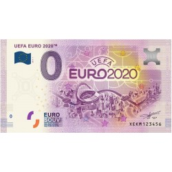 DE - UEFA EURO 2020 Official licensed product - 2020