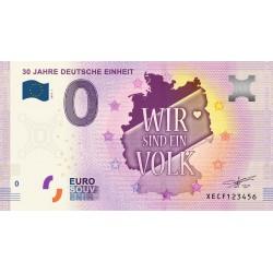 DE - 30 Jahre Deutsche Einheit - wir sind ein volk - 2018
