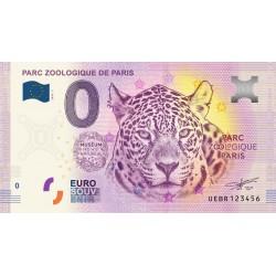 75 - UEBR - Parc zoologique de Paris - 2020