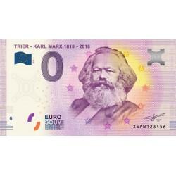DE - Trier - Karl Marx 1818-2018 - 2020 - 2020