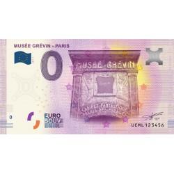 75 - Musée Grevin - Paris - 2020