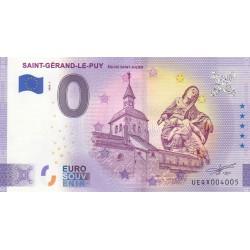 """03 - Saint Gérand le Puy """"ANNIVERSARY"""" - 2020"""