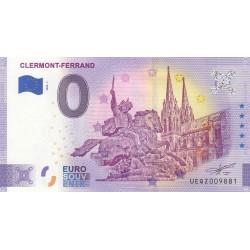 "63 - Clermont-Ferrand ""ANNIVERSARY"" - 2020"