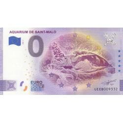 """35 - Aquarium de St-Malo """"ANNIVERSARY"""" - 2020"""