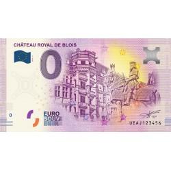 41 - Château royal de Blois - 2020 (années de naissance)