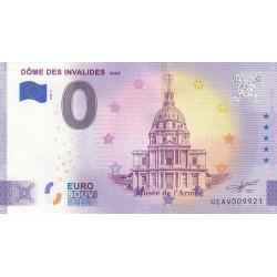 75 - Dôme des invalides - Paris (ANNIVERSARY) - 2020