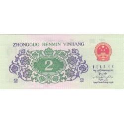 2 Jiao - Chine