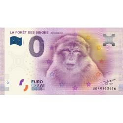 46 - La forêt des singes - Rocamadour - 2016