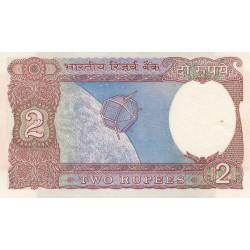2 rupees - 1976/1997 - Inde