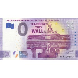 DE - Rede Am Brandenburger Tor - anniversary - 2020