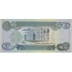 1 Dinar - Iraq