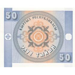 50 Tyiyn - Kirghizistan