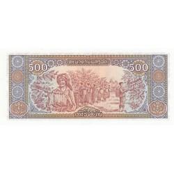 500 Kip - Laos