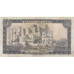 50 Livres - Liban