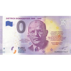 DE - Dietrich Bonhoeffer 1906-1945 - 2020