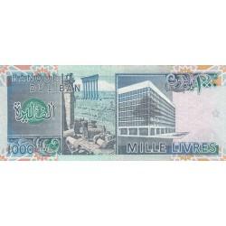 1000 Livres - Liban